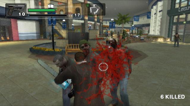 Screenshot från Wii-versionen